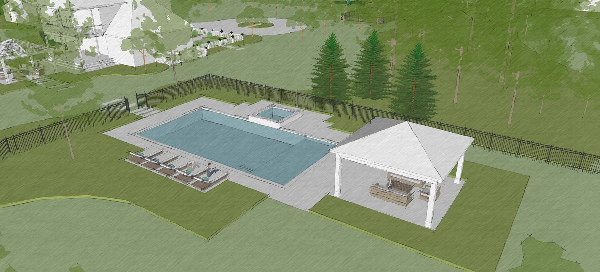 New Swimming Pool Design Concepts Taking Shape