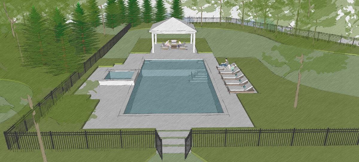 Swimming Pool Design Concepts | Hunterdon, New Jersey ...