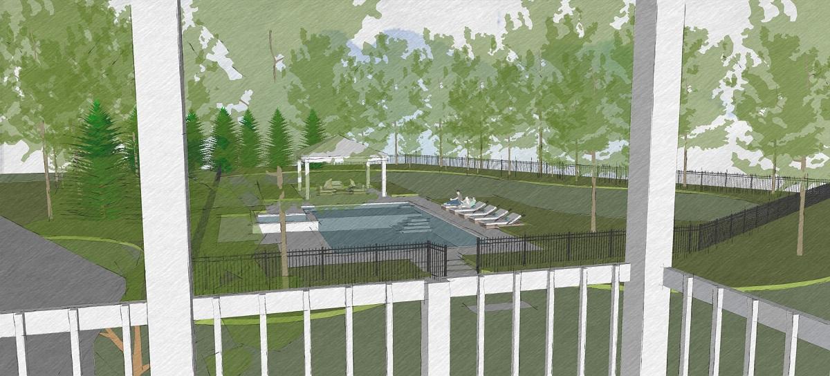 Swimming Pool Design Concepts | Hunterdon, New Jersey | Cirrus Pools